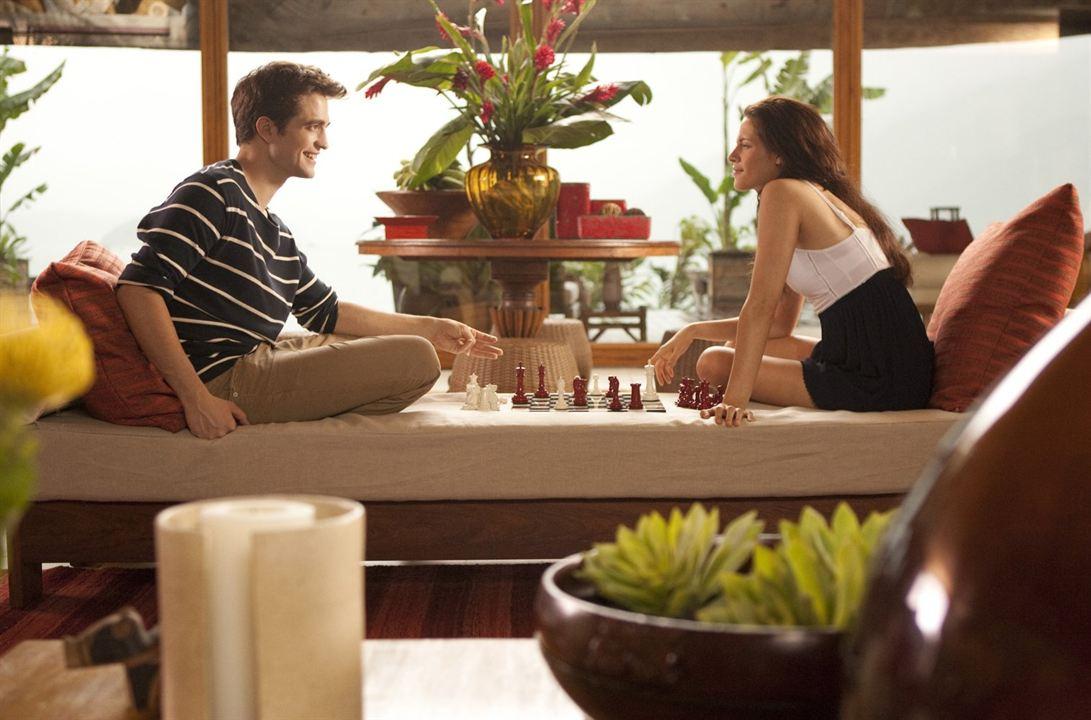 La saga Crepúsculo: Amanecer - Parte 1 : Foto Kristen Stewart, Robert Pattinson