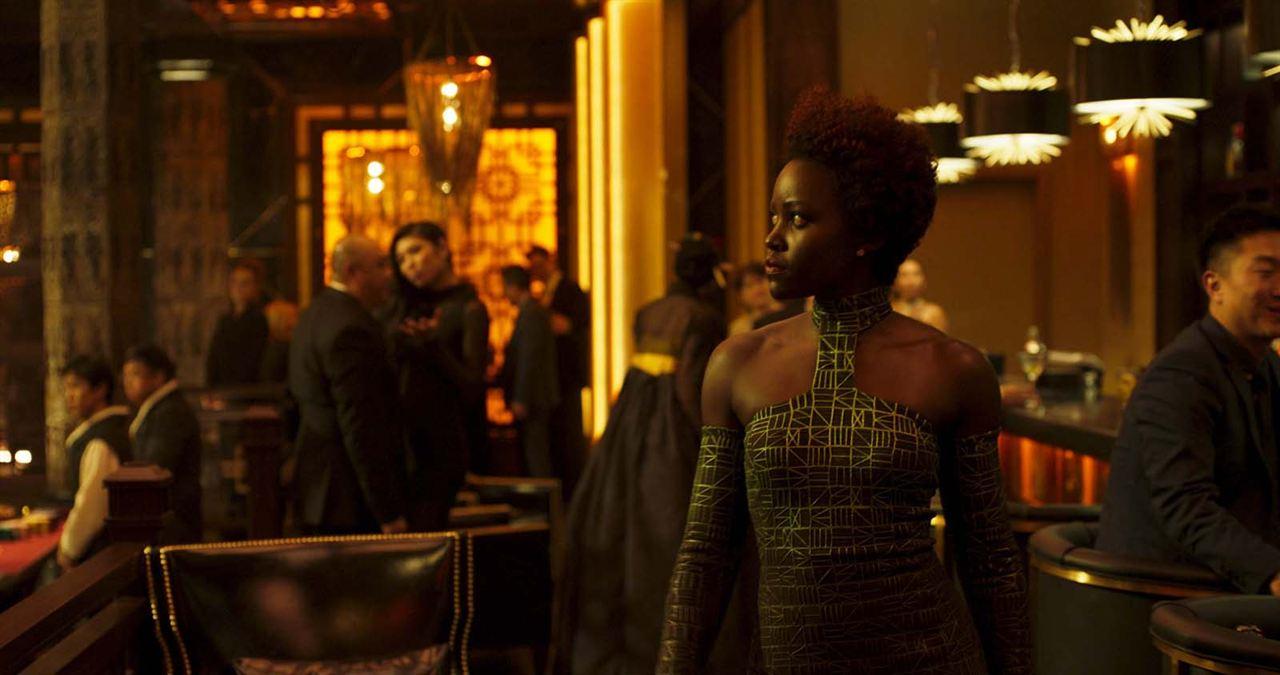 Black Panther : Foto Lupita Nyong'o