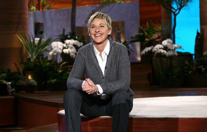 Foto Ellen DeGeneres