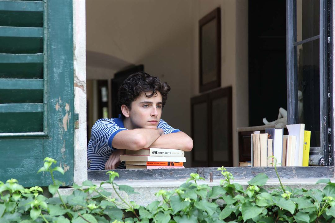 Call Me By Your Name : Foto Timothée Chalamet