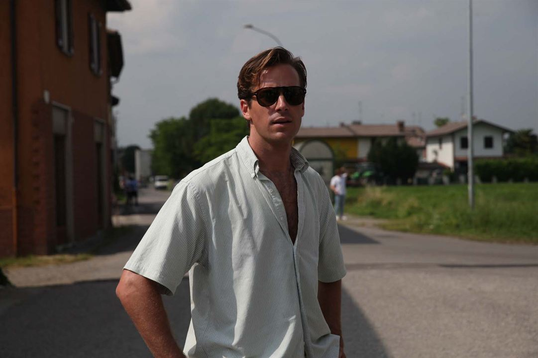 Call Me By Your Name : Foto Armie Hammer