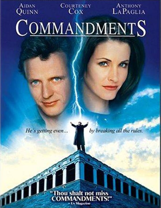 Commandments (Clamando al cielo) : Cartel