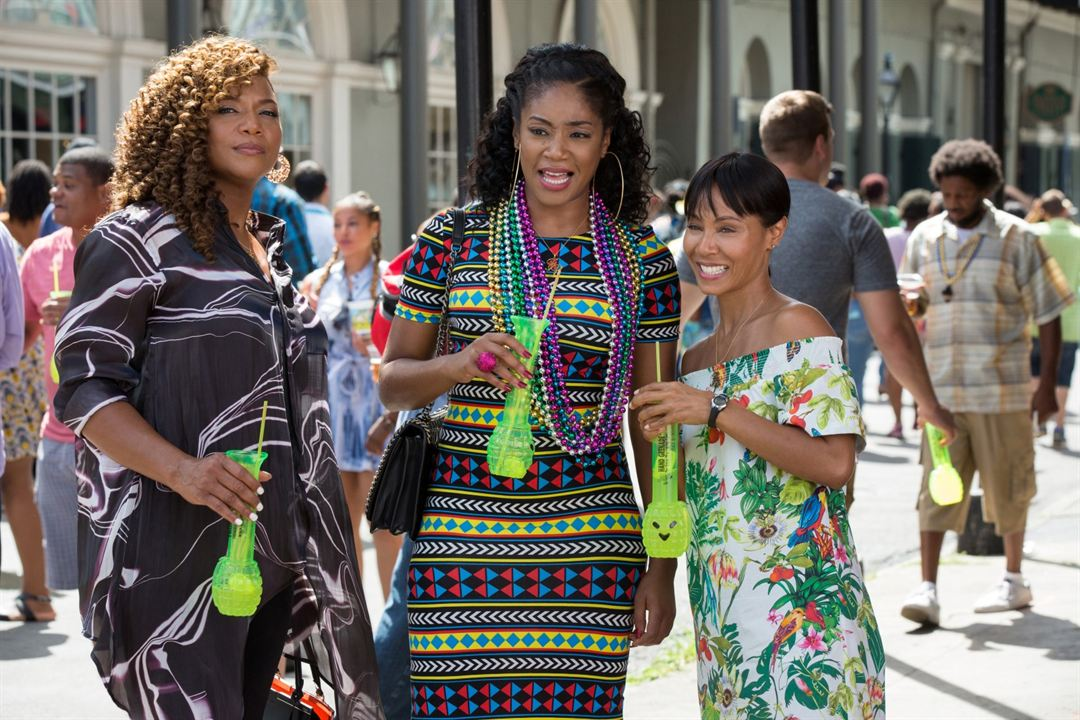 Plan de chicas : Foto Jada Pinkett Smith, Queen Latifah, Tiffany Haddish