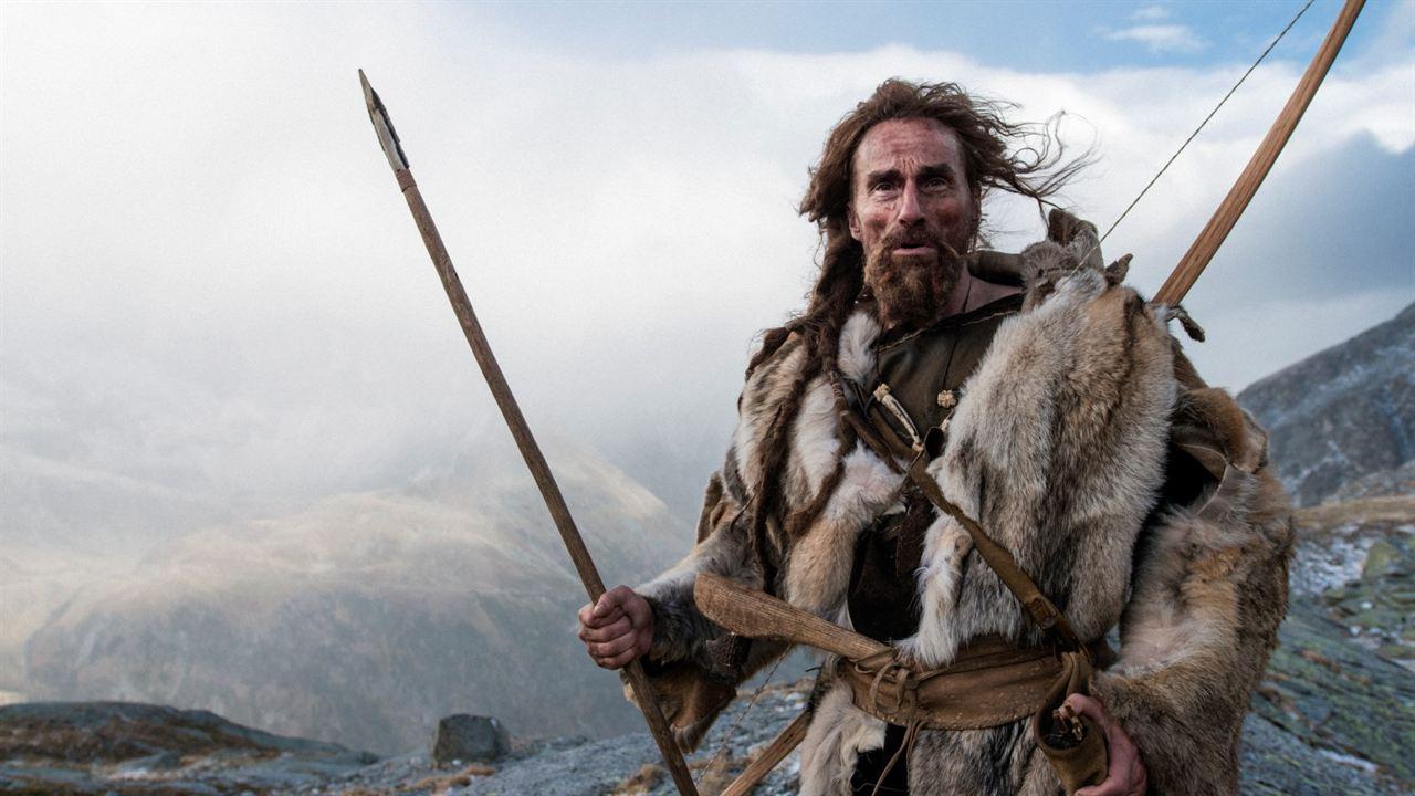 Ötzi, el hombre del hielo : Foto André Hennicke