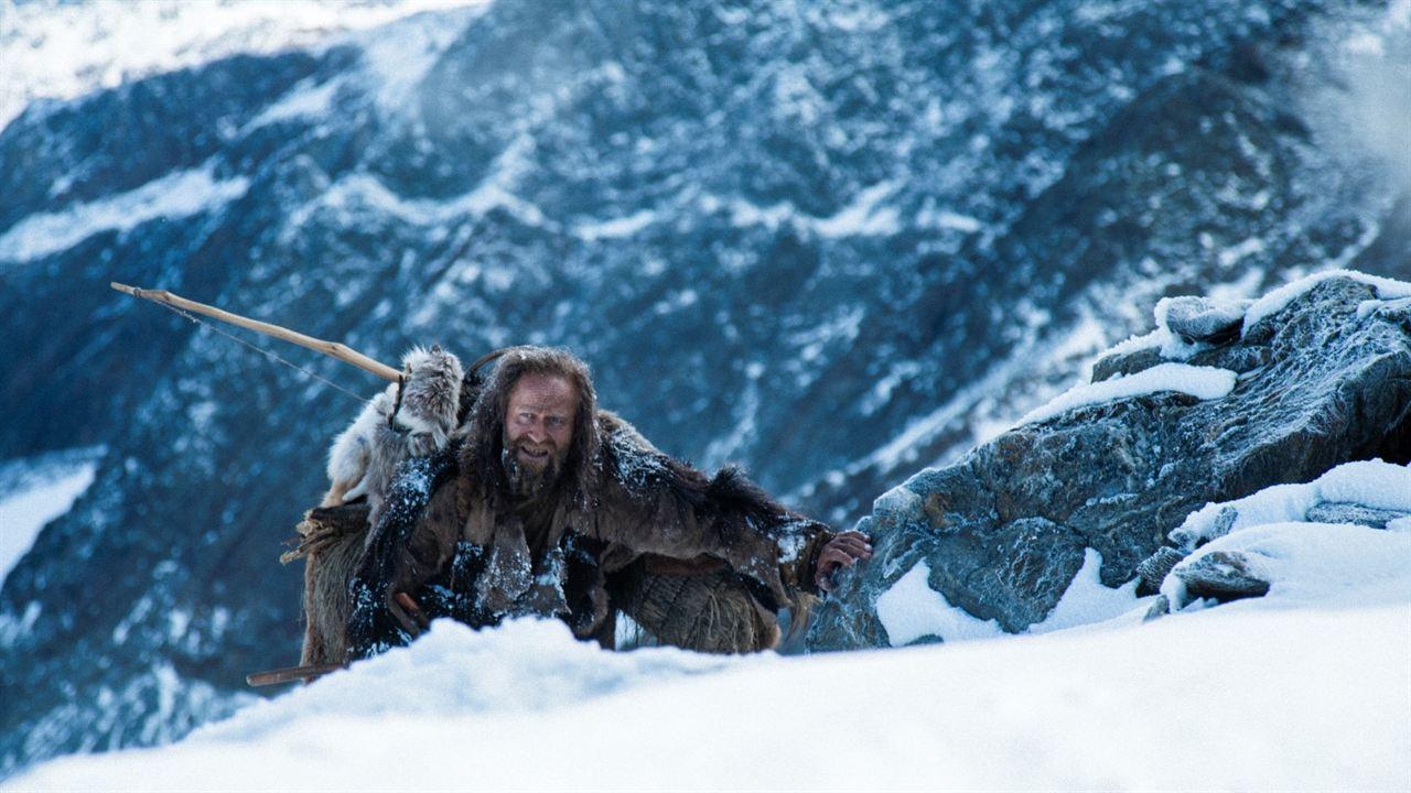 Ötzi, el hombre del hielo : Foto Jürgen Vogel