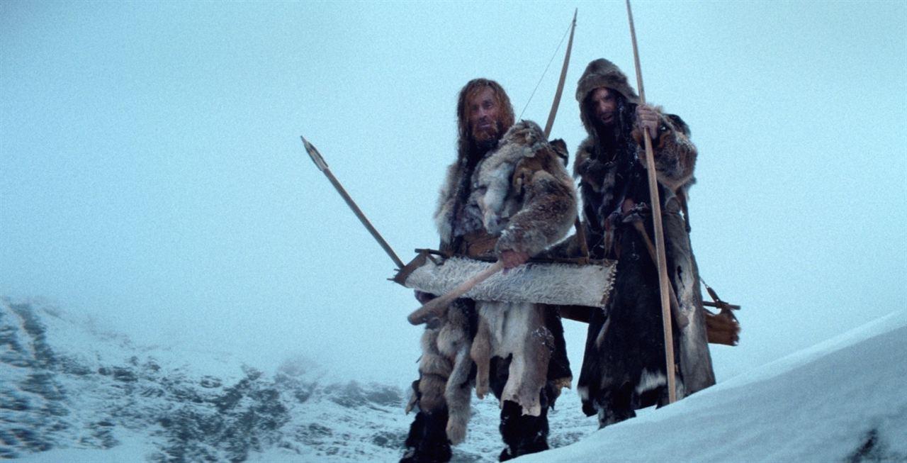 Ötzi, el hombre del hielo : Foto André Hennicke, Sabin Tambrea