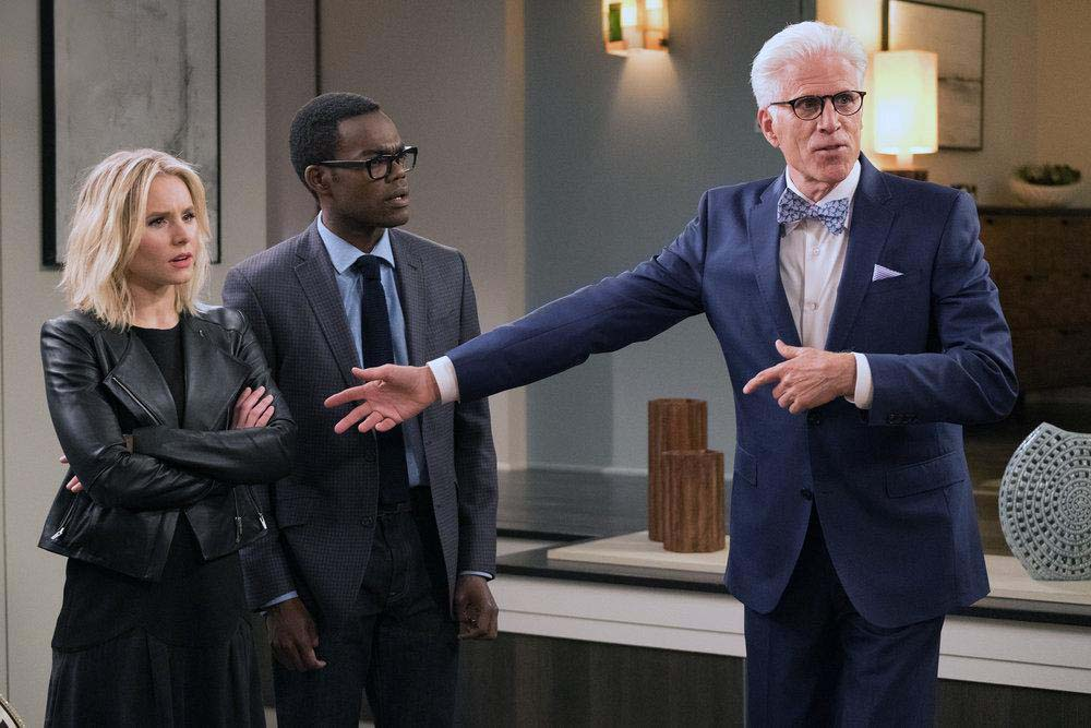 Cartel Kristen Bell, Ted Danson, William Jackson Harper