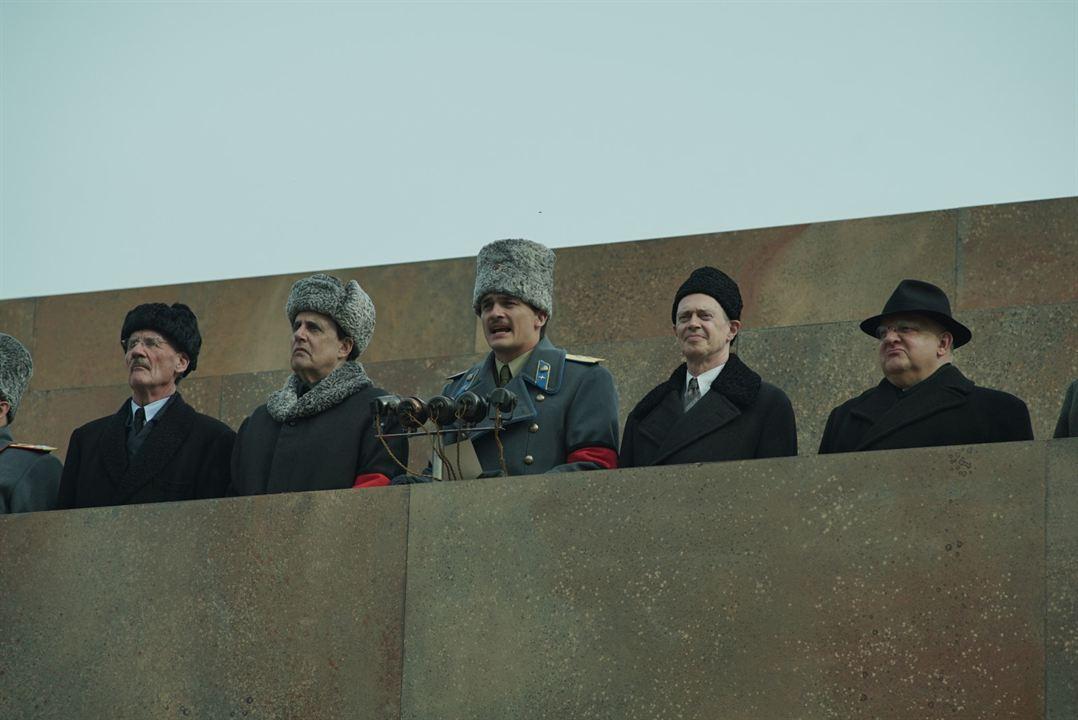 La muerte de Stalin : Foto Jeffrey Tambor, Michael Palin, Rupert Friend, Simon Russell Beale, Steve Buscemi