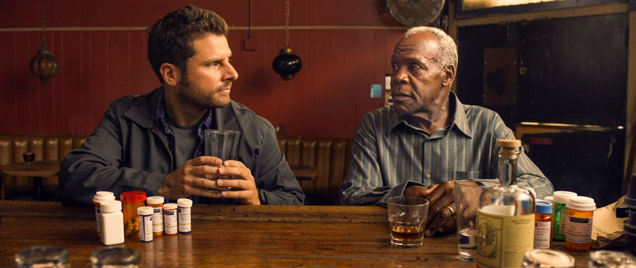 Foto Danny Glover, James Roday
