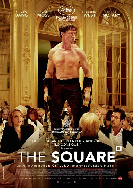The Square : Cartel