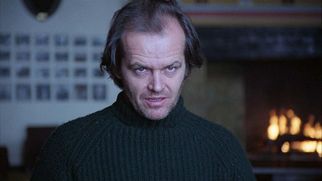 El resplandor : Foto Jack Nicholson