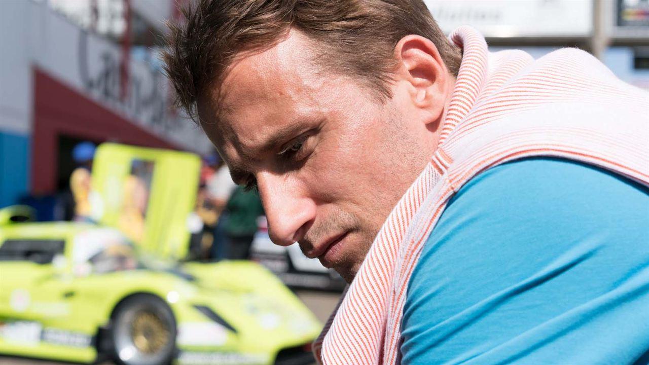 El fiel : Foto Matthias Schoenaerts