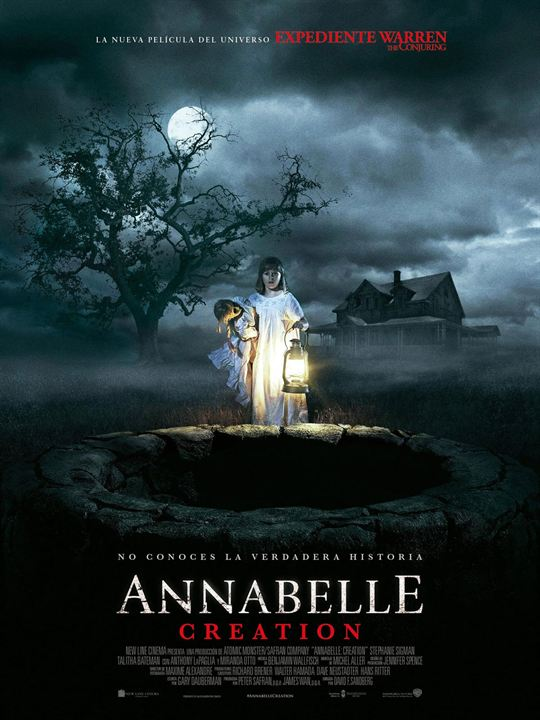 Annabelle: Creation : Cartel
