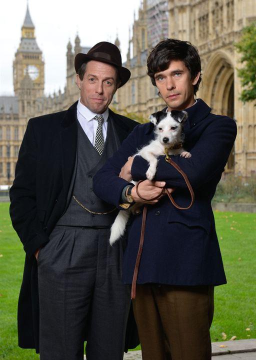 Un escándalo muy inglés : Foto Ben Whishaw, Hugh Grant