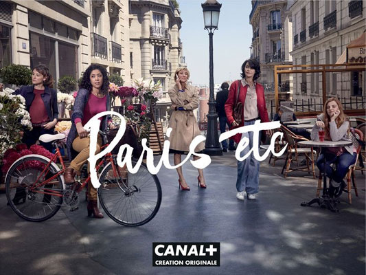 París, etc. : Cartel