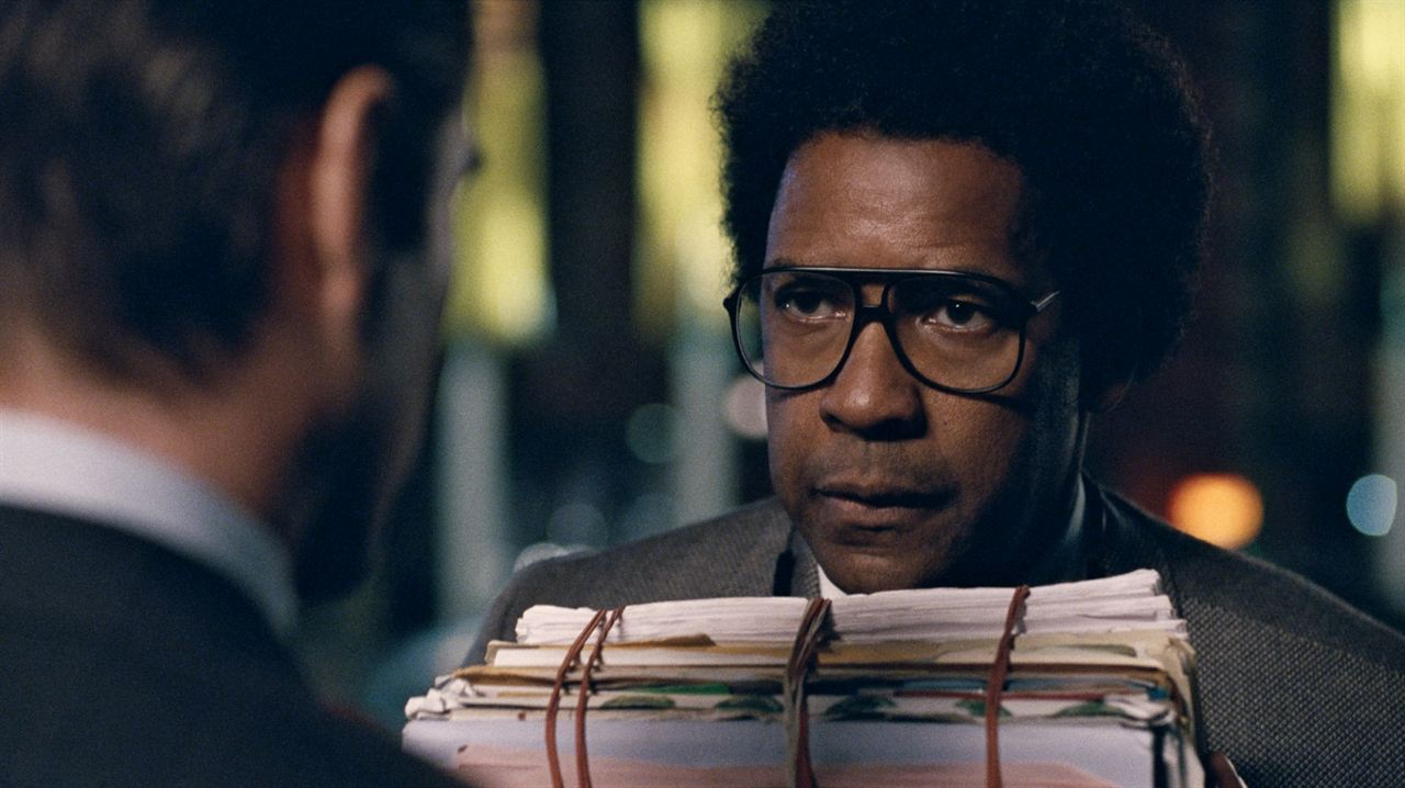 Roman J. Israel, Esq. : Foto Denzel Washington
