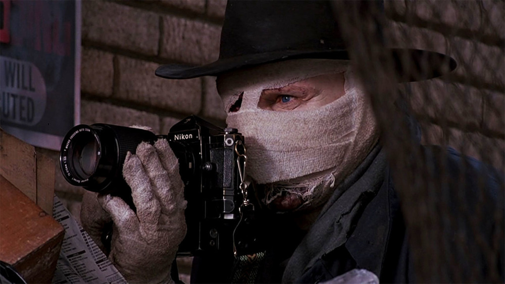 Darkman: Liam Neeson