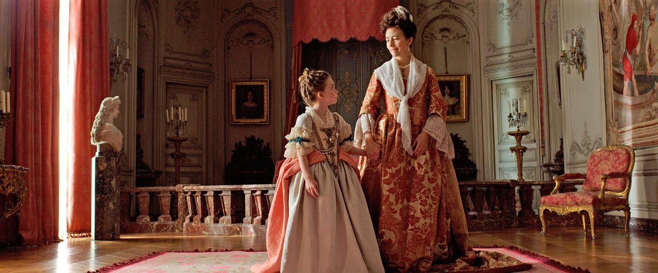 Cambio de reinas : Foto Catherine Mouchet, Juliane Lepoureau