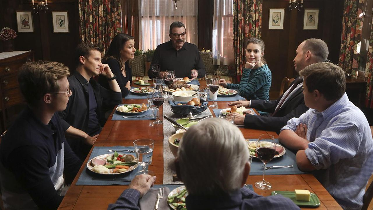 Foto Andrew Terraciano, Bridget Moynahan, Donnie Wahlberg, Len Cariou, Sami Gayle