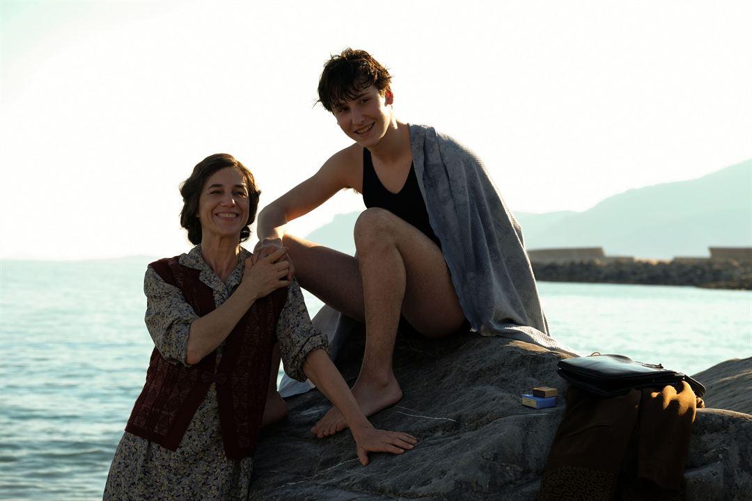 Promesa al amanecer : Foto Charlotte Gainsbourg, Nemo Schiffman
