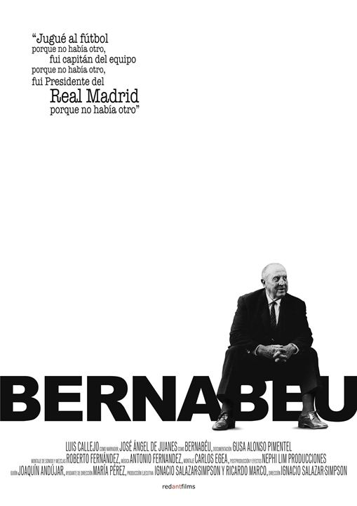 Bernabéu : Cartel
