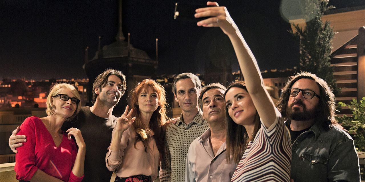 Perfectos desconocidos : Foto Belén Rueda, Dafne Fernández, Eduard Fernández, Eduardo Noriega, Ernesto Alterio