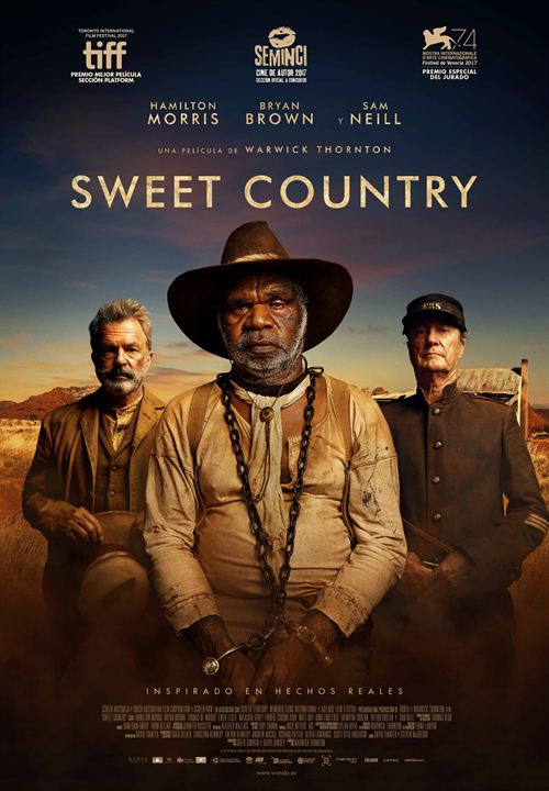 Sweet Country : Cartel