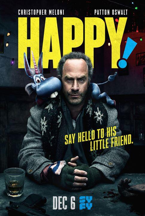 Happy! : Cartel