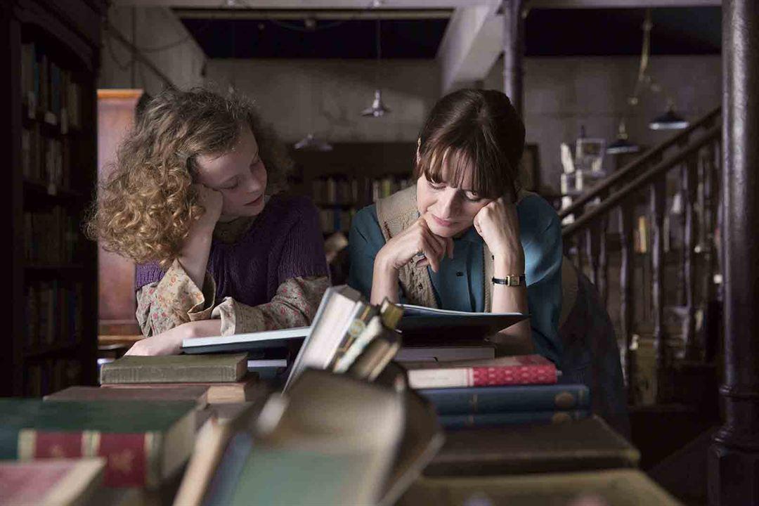 La librería : Foto Emily Mortimer