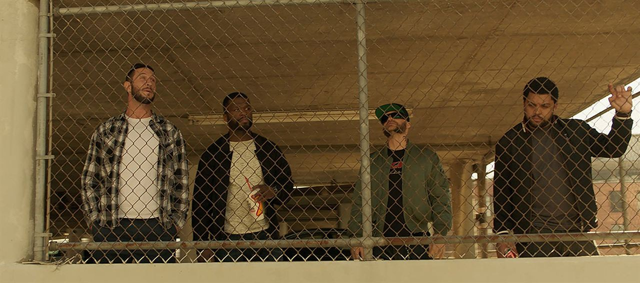 Juego de ladrones : Foto Curtis '50 Cent' Jackson, Evan Jones, O'Shea Jackson Jr., Pablo Schreiber