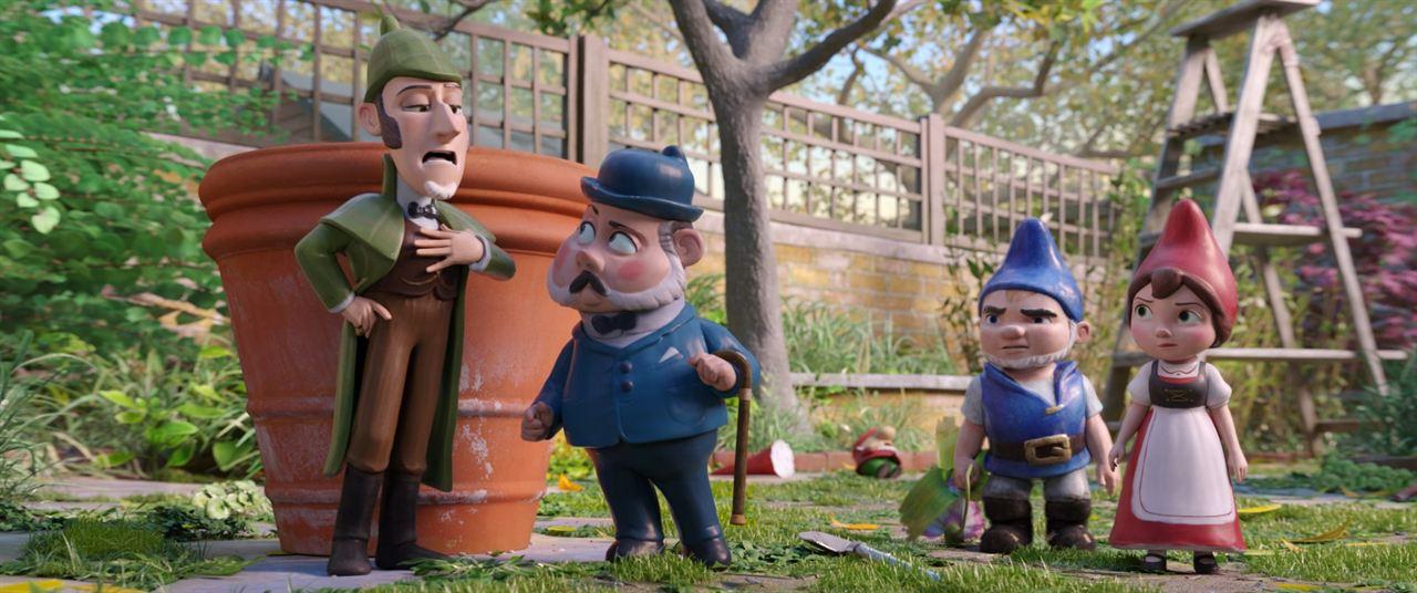 Sherlock Gnomes : Foto