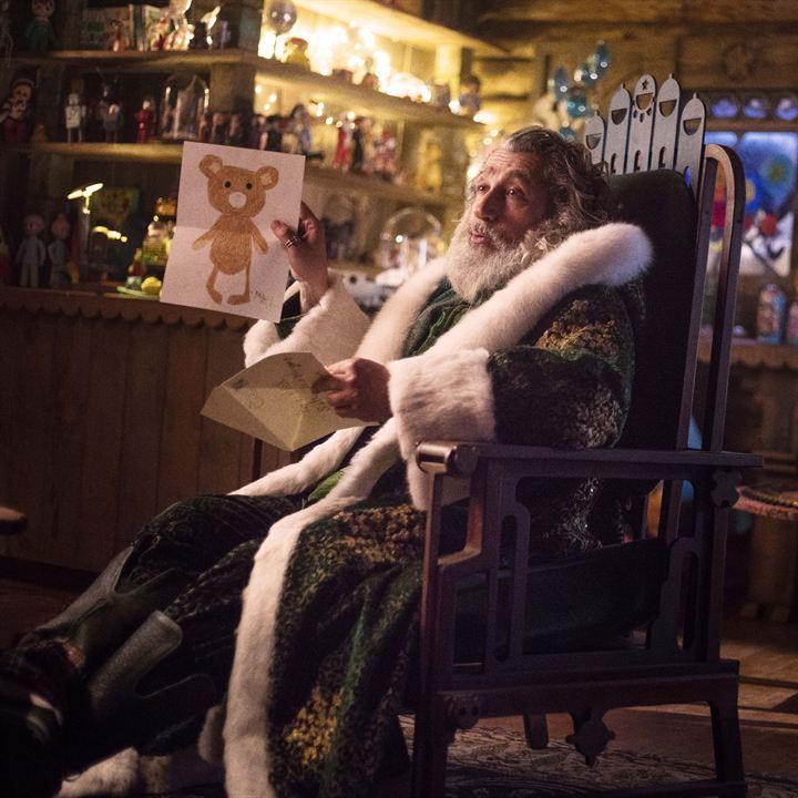 Santa Claus & Cía. : Foto Alain Chabat