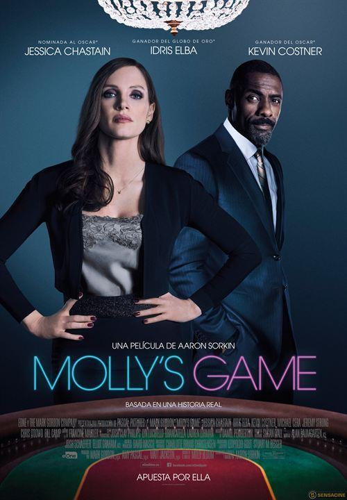 Molly's Game : Cartel