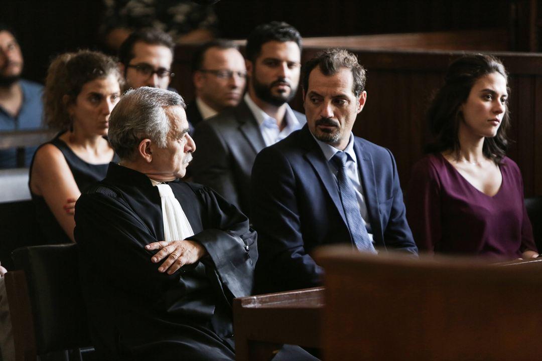 El insulto : Foto Adel Karam, Camille Salamé