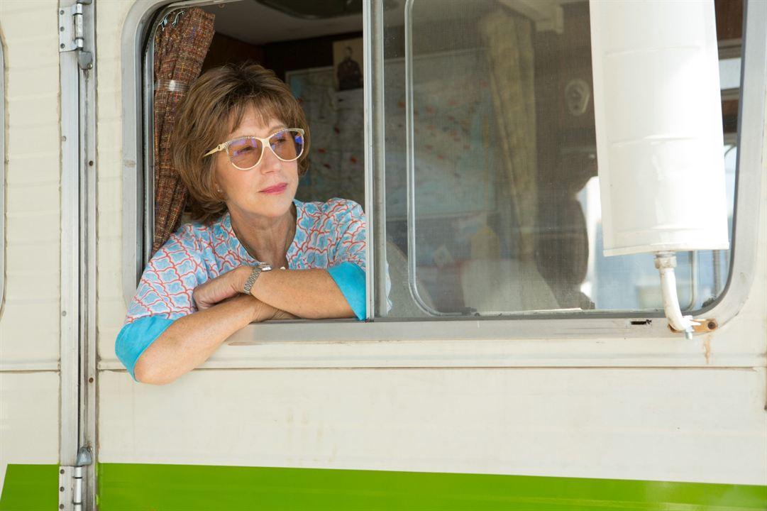 El viaje de sus vidas : Foto Helen Mirren