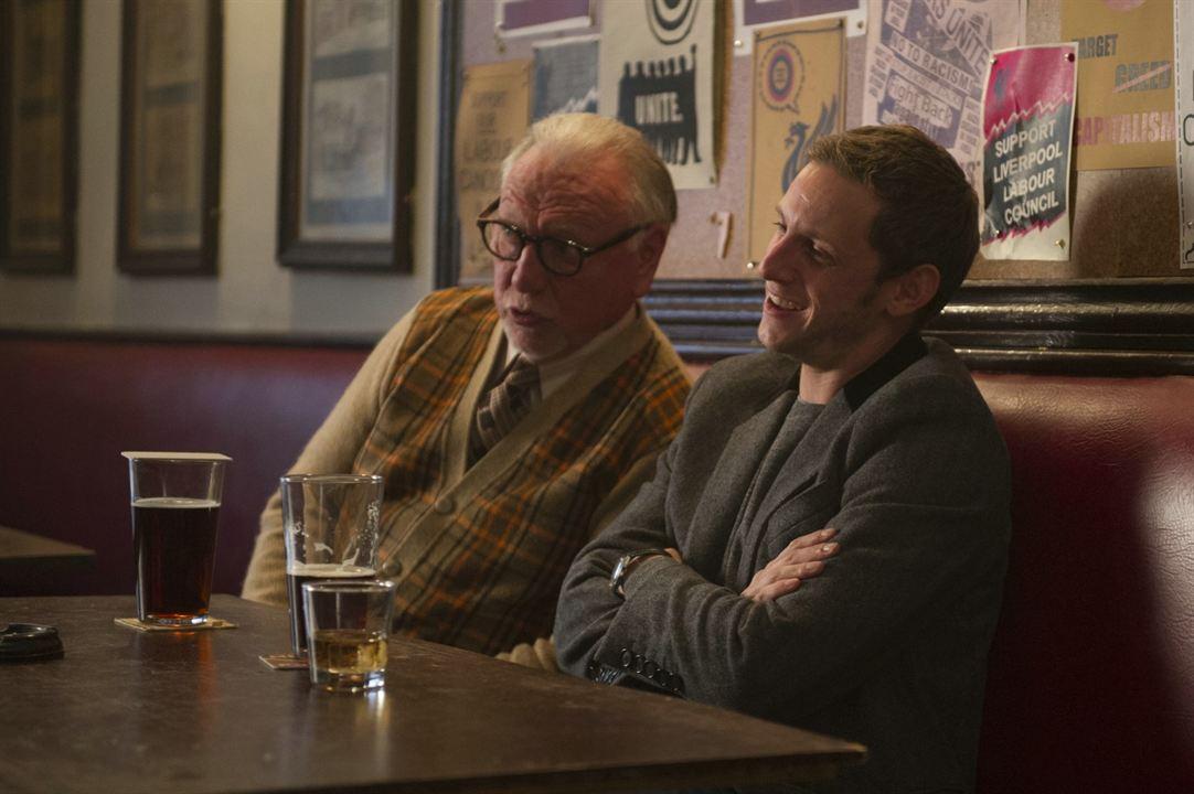 Las estrellas de cine no mueren en Liverpool : Foto Jamie Bell, Kenneth Cranham