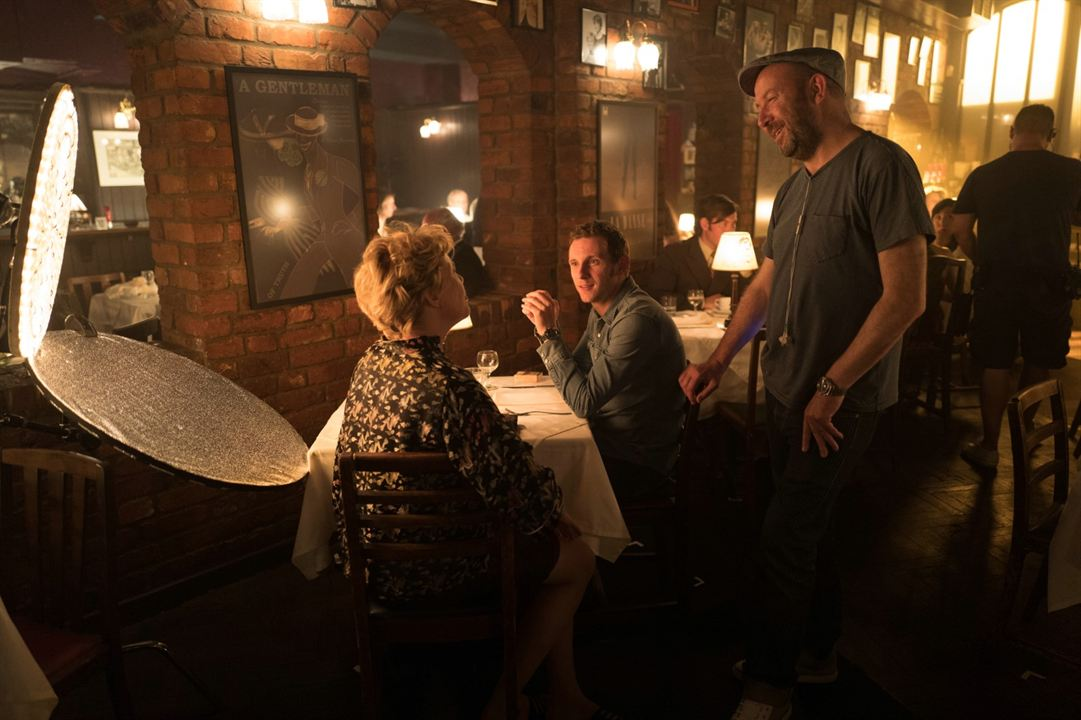 Las estrellas de cine no mueren en Liverpool : Foto Annette Bening, Jamie Bell, Paul McGuigan
