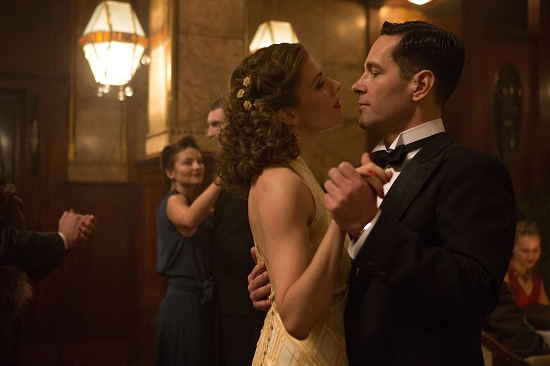 The Catcher Was a Spy : Foto Paul Rudd, Sienna Miller