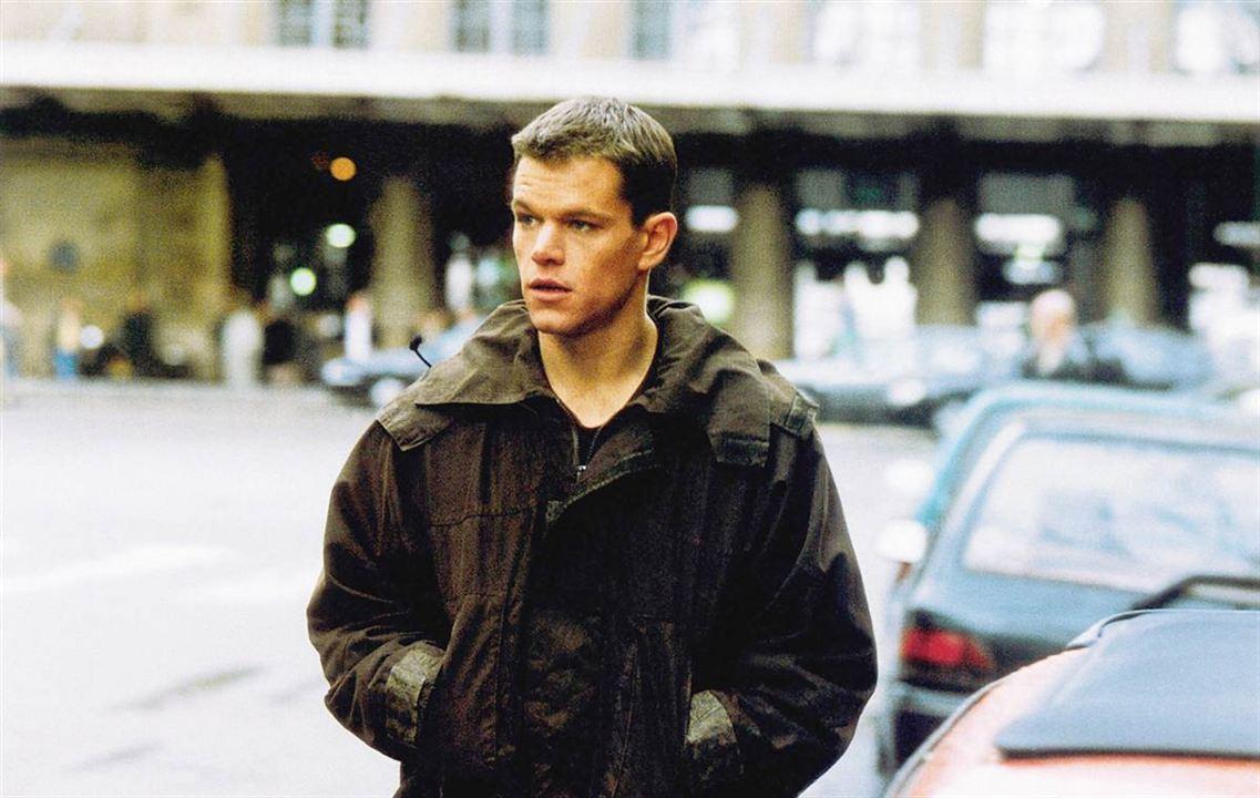 The Bourne Identity (El caso Bourne) : Foto Matt Damon