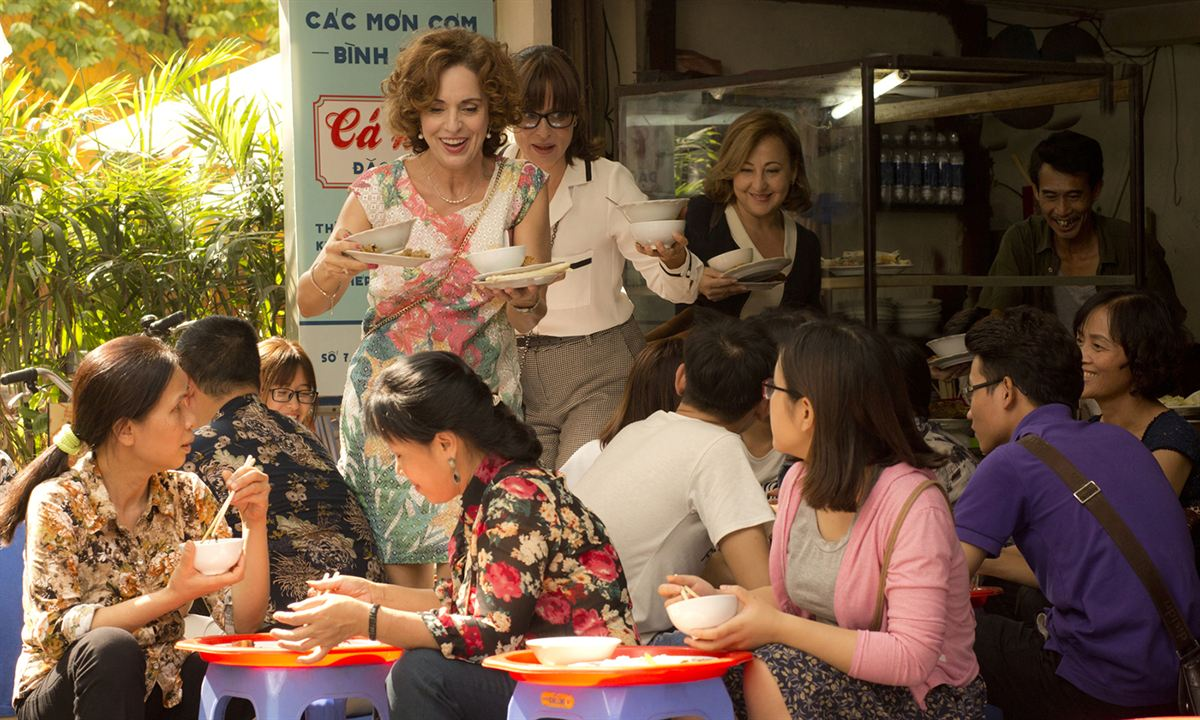 Thi Mai, Rumbo A Vietnam : Foto Adriana Ozores