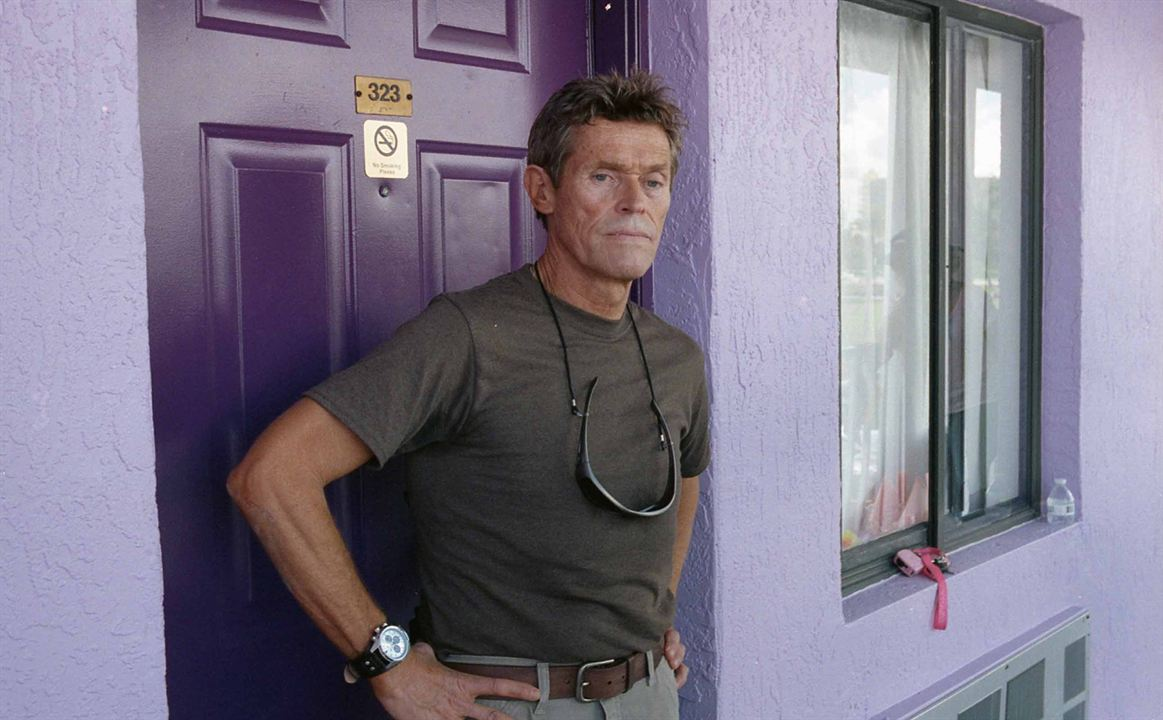 The Florida Project : Foto Willem Dafoe