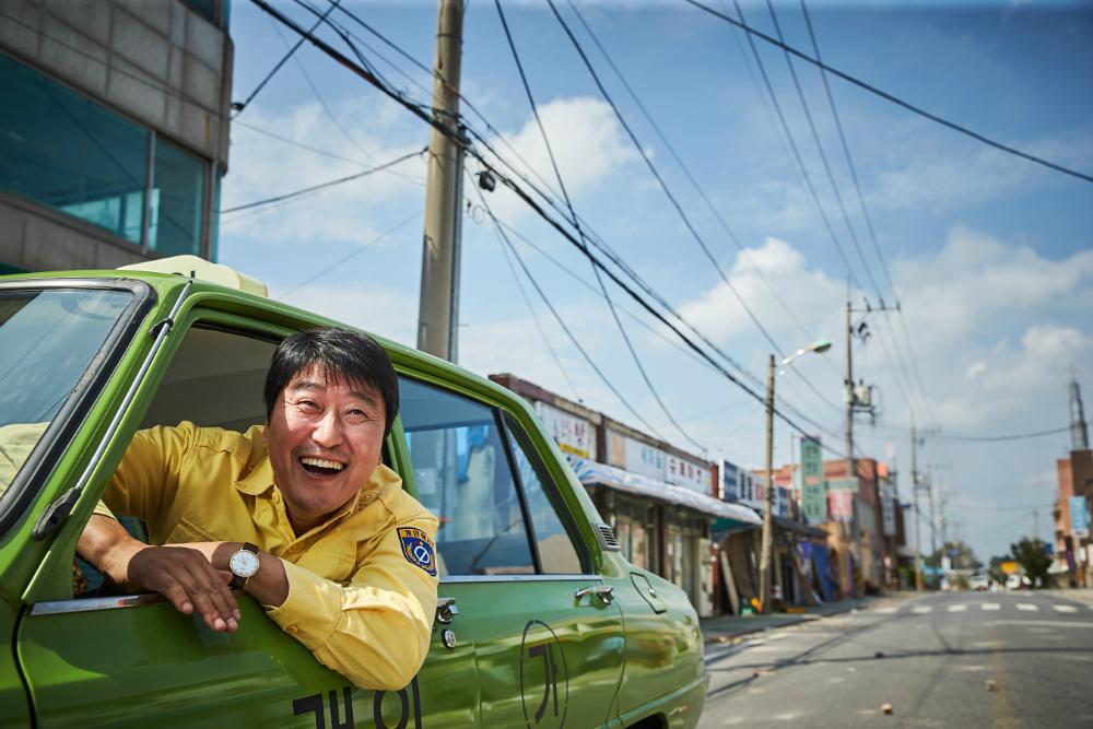 A Taxi Driver. Los héroes de Gwangju : Foto