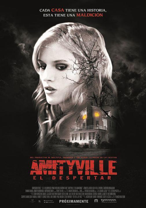 Amityville: El despertar : Cartel