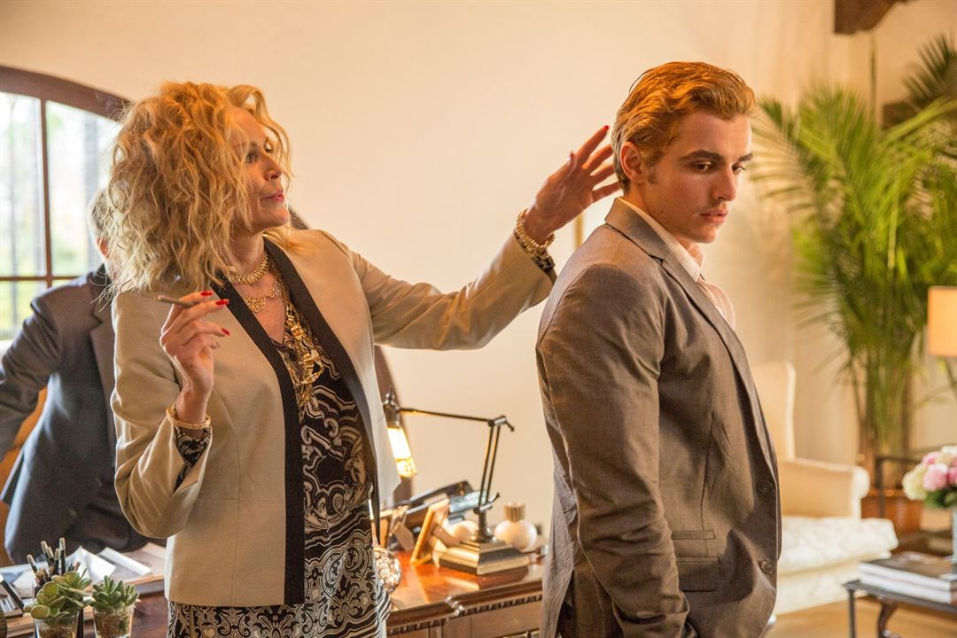 The Disaster Artist : Foto Dave Franco, Sharon Stone