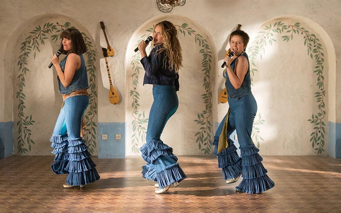 Mamma Mia! Una y otra vez : Foto Alexa Davies, Lily James
