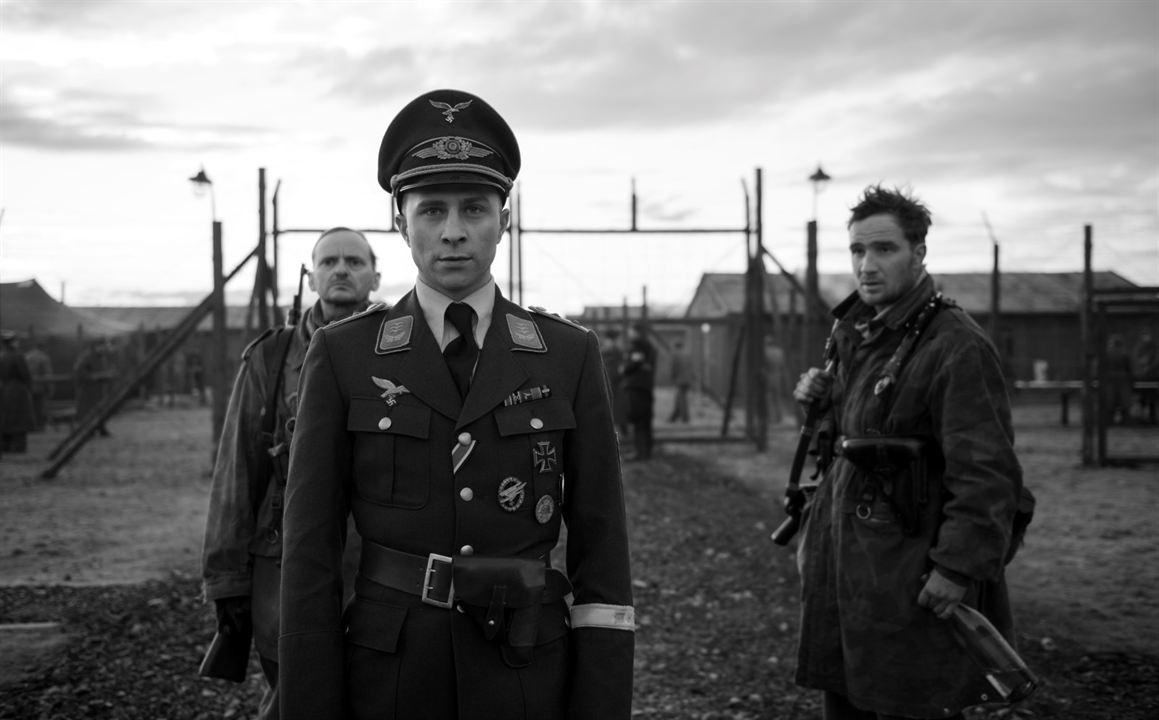 El capitán : Foto Frederick Lau, Max Hubacher, Milan Peschel
