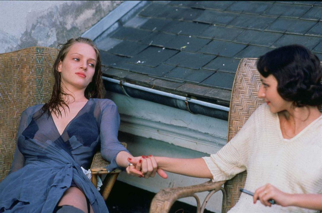 Henry & June (El diario íntimo de Anaïs Nin) : Foto Maria de Medeiros, Uma Thurman