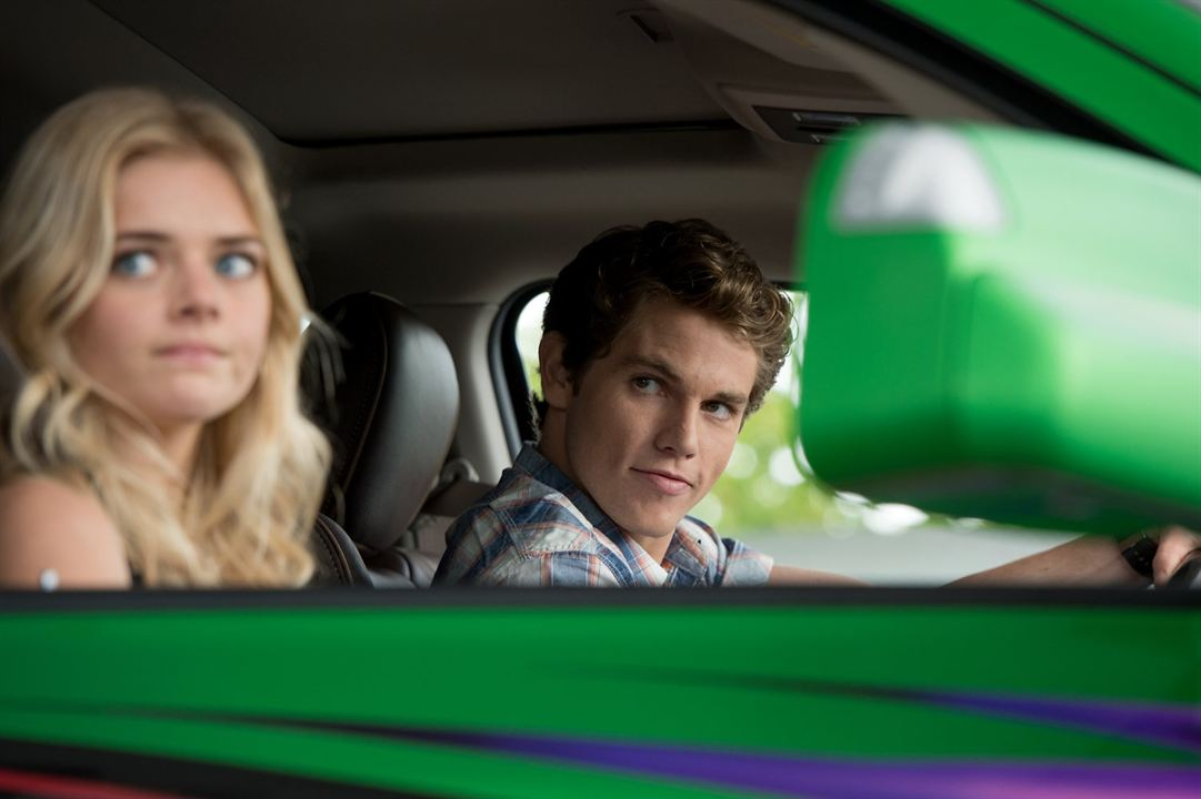Monster Trucks : Foto Jedidiah Goodacre, Samara Weaving