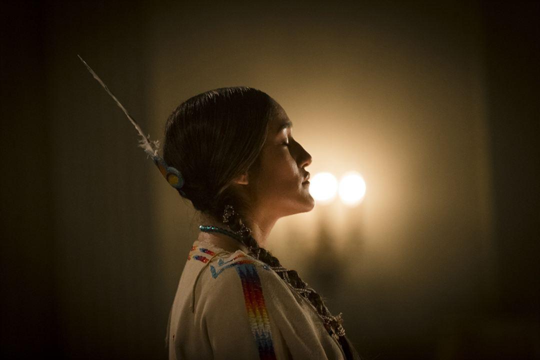 Mi nombre es Te Ata : Foto Q'Orianka Kilcher