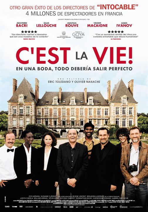 C'est la vie! : Cartel